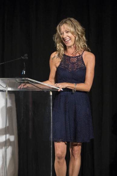SAN FRANCISCO, CA - October 7 - Keri Vaca attends Homeless Prenatal 5th Annual Luncheon October 7th 2016 at Fairmont SF in San Francisco, CA (Photo Credit: Devlin Shand for Drew Altizer Photography)